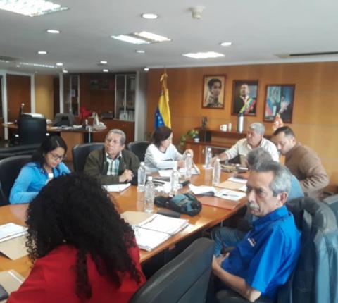 Ministerio del trabajo debatió plan de renovación y rectificación