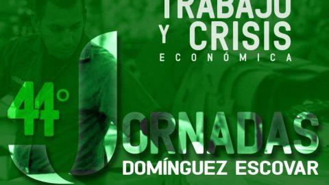 Jornadas Domínguez Escovar sobre Derecho del Trabajo y Crisis Económica