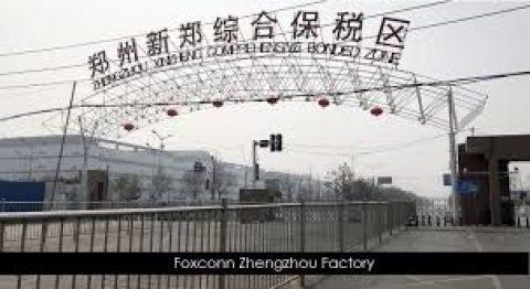 Denuncian que Apple y Foxconn incumplen normativa laboral en China