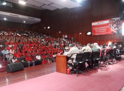 Insisten en expandir Consejos Productivos de Trabajadores (CPT)
