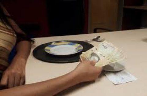 Reiteran criterio sobre carácter salarial de la propina