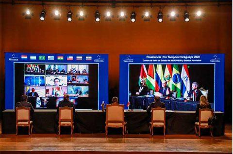 Mercosur: trabajo y COVID-19