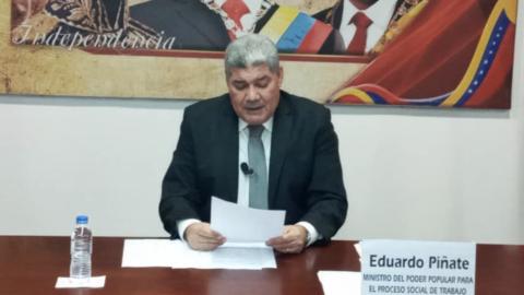 Venezuela no acepta recomendaciones de la OIT