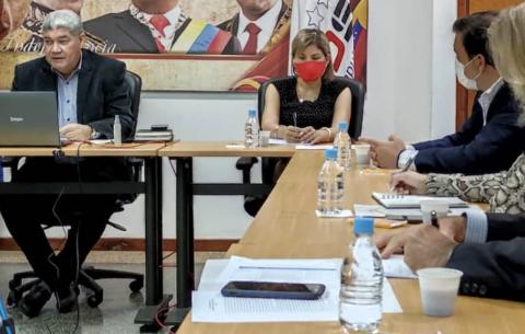 Fedecámaras y Ministerio: detrás de la reunión